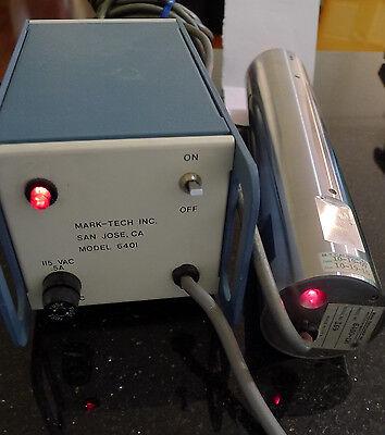 Mark-tech 6400 Hene Tooling Laser
