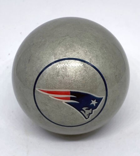 NFL NEW ENGLAND PATRIOTS Replacement Pool Billiards Cue Ball / 8-Ball - One Ball