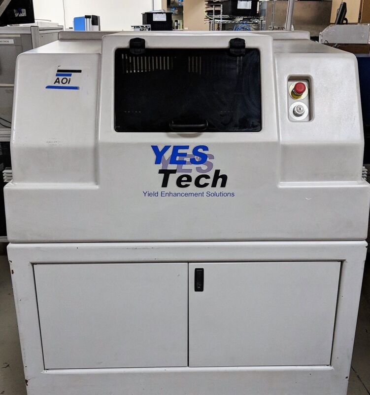 Yestech YTV-F1 F1 AOI Automatic Inspection machine 2006