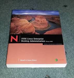 SUSE Linux Enterprise Desktop Administration Book Ashfield Ashfield Area Preview