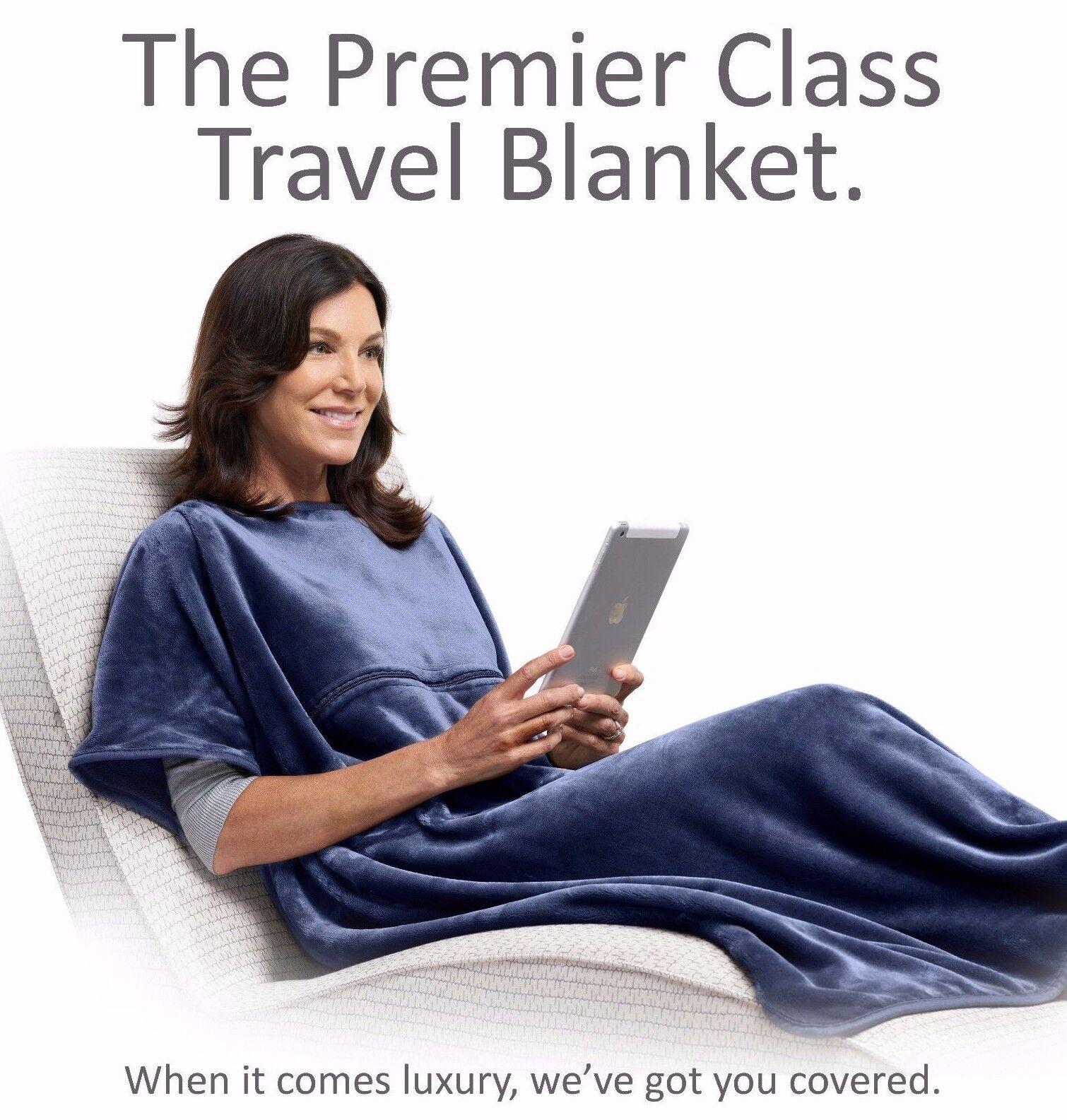 Travelrest - Premier Class Travel Blanket