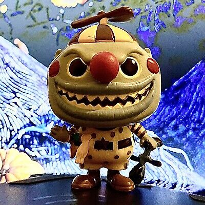 Clown from Funko Pocket Pop Nightmare Before Christmas Advent Calendar