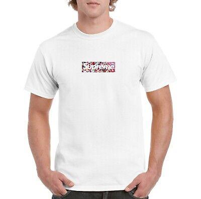 Supreme2020 Murakami  T-Shirt  White Unisex Size US: S-XL