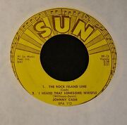 Johnny Cash Sun Records