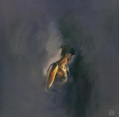 Lizette Luijten-Daas Solitary I Poster Kunstdruck Bild 70x70cm - Germanposters
