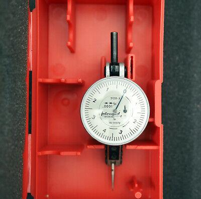Interapid 312b-3 Dial Test Indicator