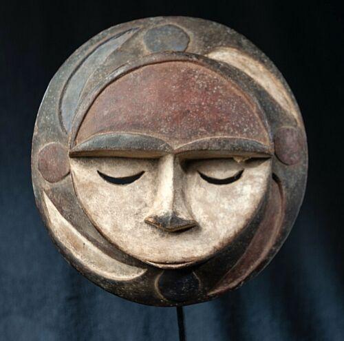 Eket Sun Mask, Nigeria, African Tribal Arts, African Masks
