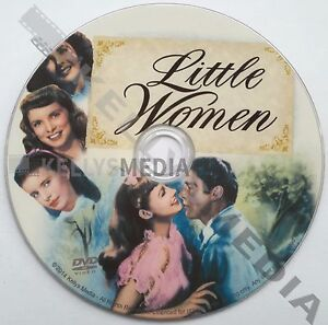 LITTLE WOMEN (1949) JUNE ALLYSON, ELIZABETH TAYLOR & JANET LEIGH DVD