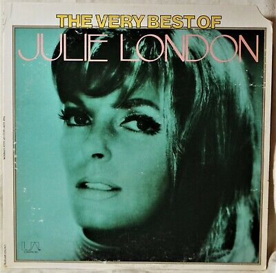 Very Best of Julie London LP NM Vinyl Cry Me a River Fly Me to the Moon Jazz Fly Me To The Moon Jazz