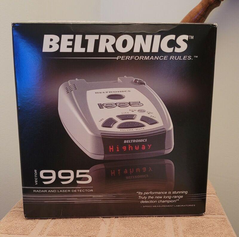 Beltronics Vector 995 Radar detector