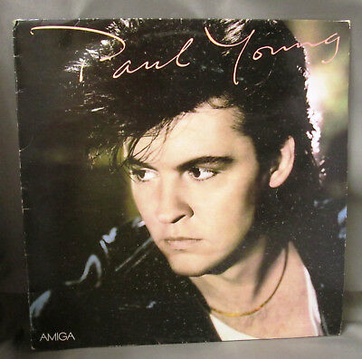 PAUL YOUNG VINYL 12 AMIGA 856271