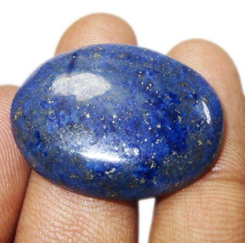 36.50 Ct 100% Natural Lapis Lazuli Certified Loose Gemstone With Free Shipping