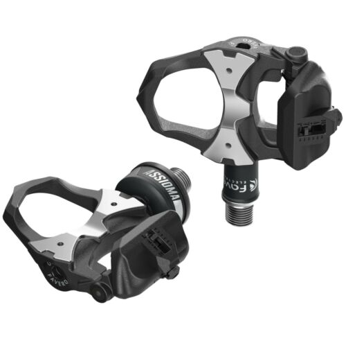 Favero Assioma UNO Power Meter Pedals with Upgraded Pedal Body