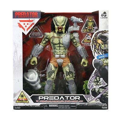 Predator Action Figure 12 inch with Interactive Features