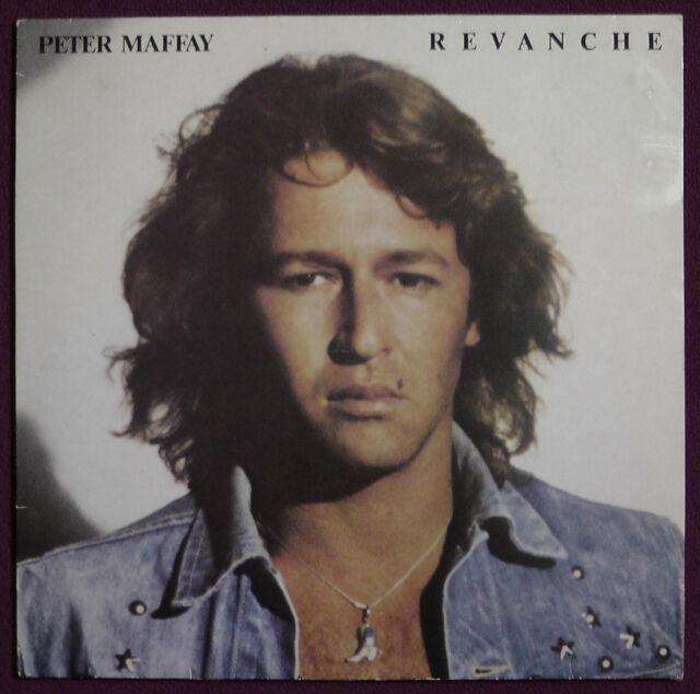 Peter Maffay - Revanche - LP Vinyl 1980 - 0060.340