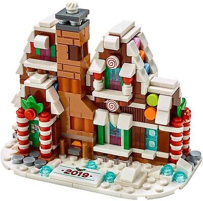 Lego 40337 Mini Gingerbread House NISB