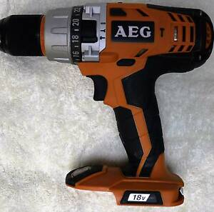AEG Drill 18V Lithium Ion - Free Post Armidale Armidale City Preview
