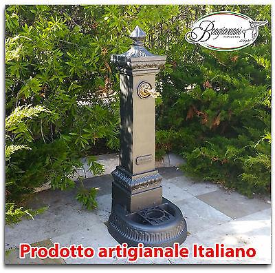 Fontana ghisa colonna usato vedi tutte i 29 prezzi - Fontana a colonna da giardino ...
