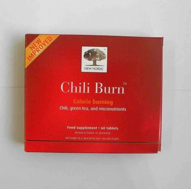 New Nordic - Chilli Burn - 60 Tablets