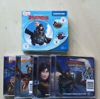 Dragons CD's 1-3 Sammelbox, 9,13,31,32, auch einzeln erhältlich Bayern - Scheuring Vorschau