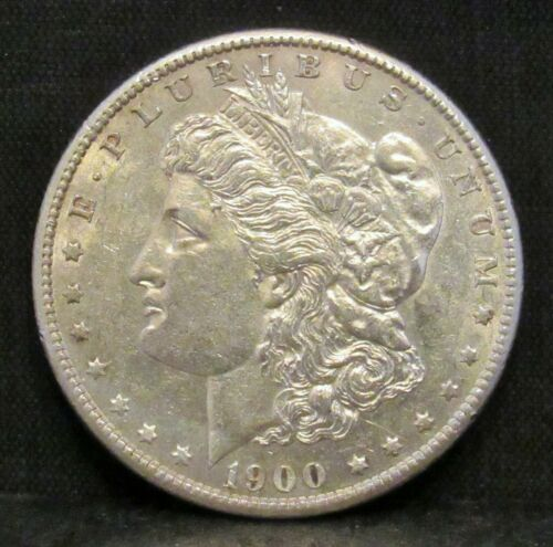 1900 S Morgan Dollar AU/UNC