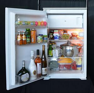 Einbaukühlschrank mit Gefrierfach Alaskaline KSAL 280 A+ GSchlepptürtechnik NEU!