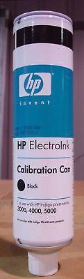 Hp Q5396-08400 Electroink Black Calibration Can For Indigo Press 300040005000