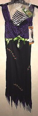 WOMENS NEW NWT COUTURE MONSTER HALLOWEEN COSTUME size medium COMPLETE NICE - Nice Halloween Costume