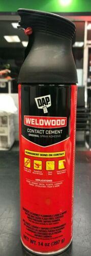 DAP Weldwood Original Contact Cement Spray – 14 oz