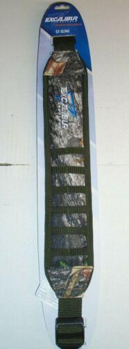 @NEW@ 2021 Excalibur EX-Sling Camo Crossbow Sling & Detachable Swivels! 95856