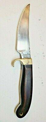 OLSEN OK H.C., MI. Hunting Knife Fixed Blade