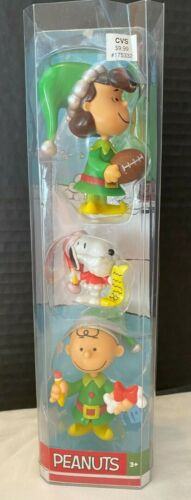 CVS Just  Play Peanuts Holiday Charlie Brown Lucy Snoopy  2016