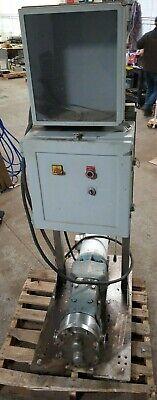 Cherry Burrell Model 60 Waukesha Lobe Pump With Vfd Works