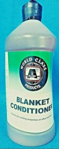 Allied Blanket Conditioner New Graphic Printing