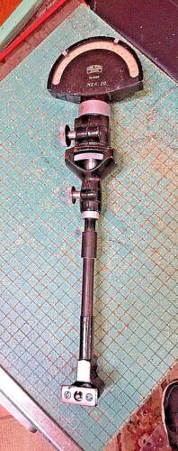 "Vintage Antique ~ CARL ZEISS / JENA Meter ~ Nr. 3569 ~ 19"" tall"