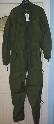 NEW  Halloween Costume Ghostbusters US Military Coveralls Propper  Flight - Us Military Costumes