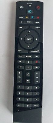 BRAND NEW ALTICE OPTIMUM CABLEVISION REMOTE CONTROL W/ BATTERIES & INSTRUCTIONS