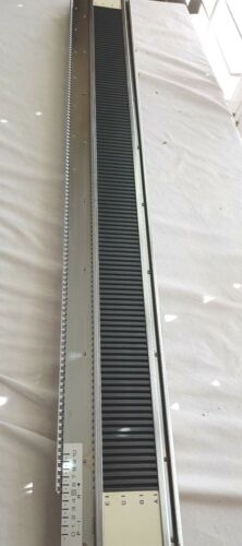 SILVER REED KNITTING MACHINE SR120 8MM RIBBER REPLACEMENT NEEDLE BED NO PARTS