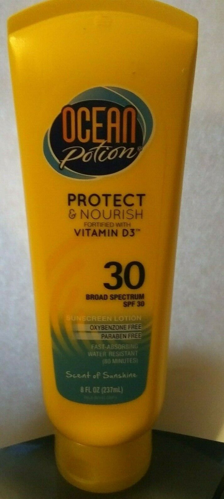 Ocean Potion Protect & Nourish Sunscreen Lotion SPF 30 -- 8