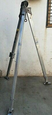 Dbi Sala 8000000 Confined Space Aluminium Tripod 7 Foot Free Shipping