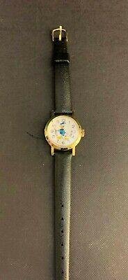 Vintage Donald Duck Wrist Watch Swiss Movement.