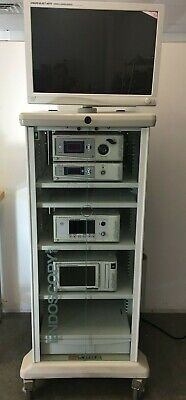 Stryker 1188 Hd Video Arthroscopy Tower System
