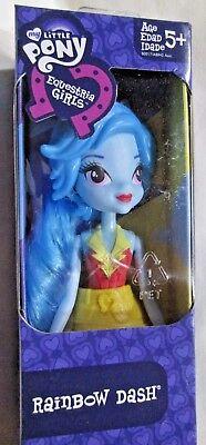 Rainbow Dash My Little Pony Equestria Girls Ages 5+ Doll by Hasbro