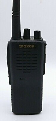 Maxon Sp-330 Vhf Commercial Radio Used As-is