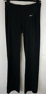 Womens DRI-FIT Nike Jogging Bottoms / Sportswear / Yoga Pants Size Small