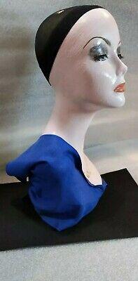 Vintage Mannequin Female Head Bust Eve