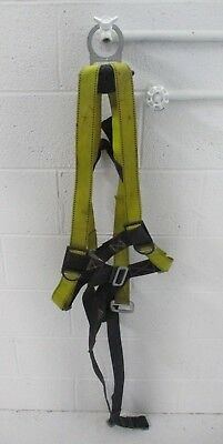 Guardian Fall Protection Body Strap Harness Safety Xl-xxl 01701