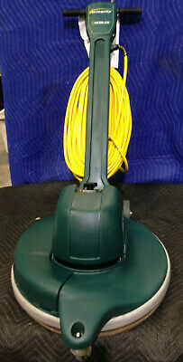 Nobles 608346 High Speed Corded 20 Electric Buffer Burnisher W Dust Control
