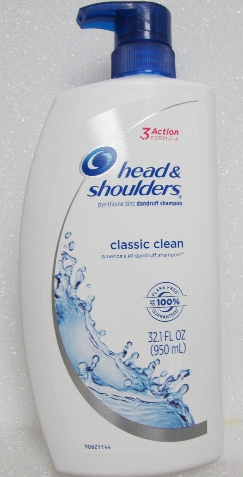 Head & Shoulders Classic Clean Dandruff Shampoo, 32.1 fl oz