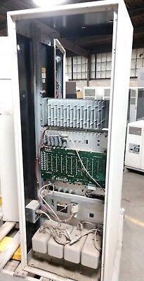 Motorola Micor Series Uhf High Power Repeater Base Station Cabinet Test Set